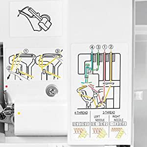 maquina de coser overlock singer